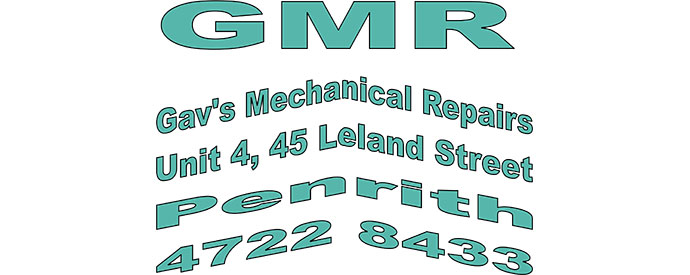 Microsoft Word - Gav's Mechanical Repairs