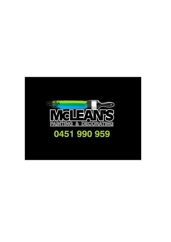 McLEANS PAINTING & DECORATING