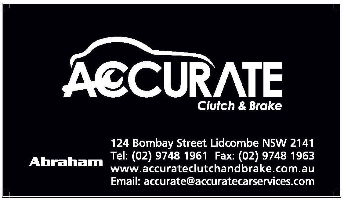 ACCURATE BRAKE & CLUTCH (2)