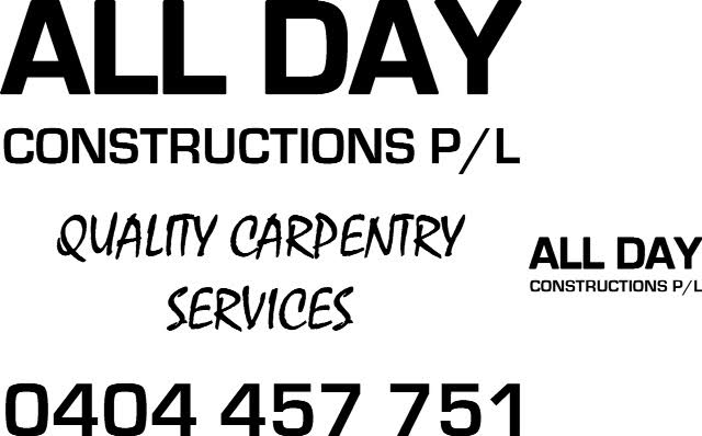 All Day Constructions 14.2
