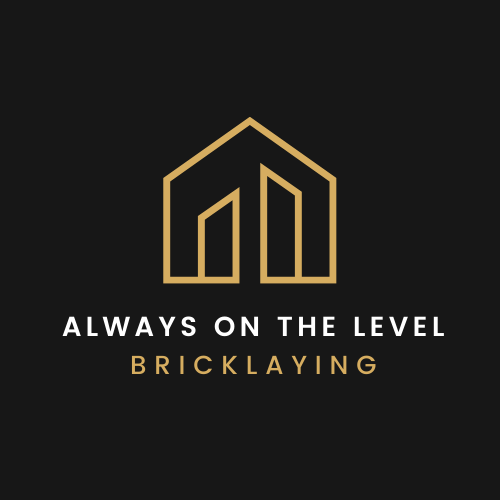 Always on the level Bricklaying Logo (L) 2021