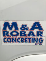 M and A Robar Concreting